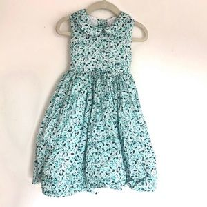 Baby CZ Mint Liberty Pollen Sleeveless Eliza Dress